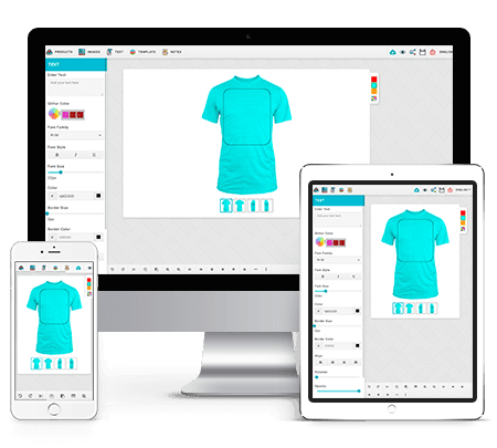Online T Shirt Design Tool T Shirt Design Software Idesignibuy