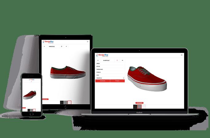 Online Custom Shoe Design Software | Shoe Design Tool - iDesigniBuy