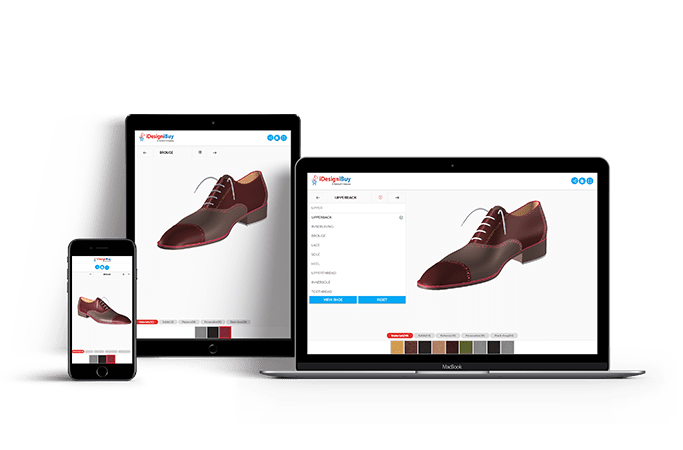 Online Custom Shoe Design Software | Shoe Design Tool - iDesigniBuy
