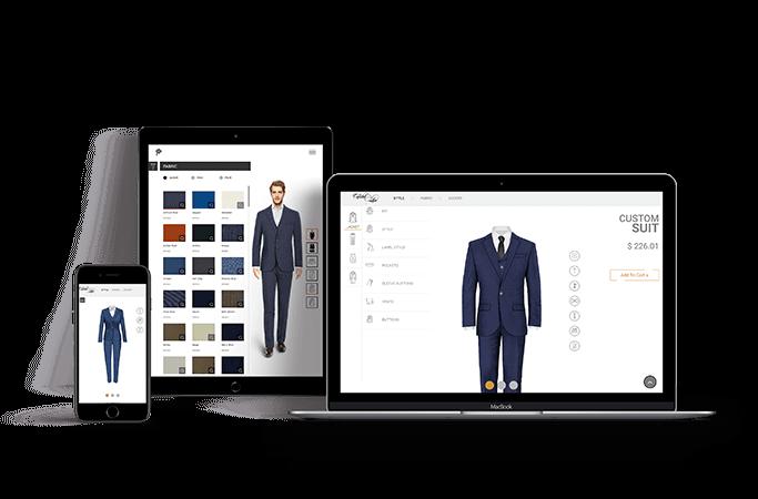 Suit Customization software