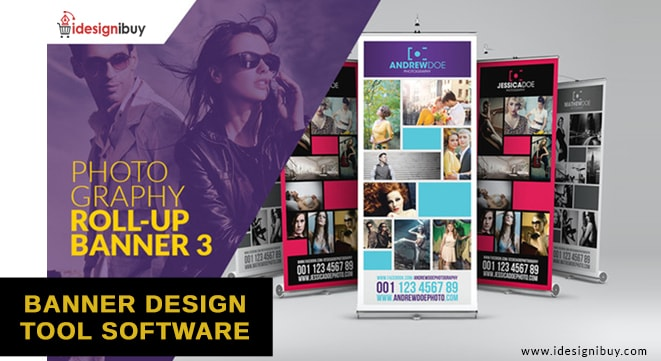 Banner design tool software - the best web-to-print e-commerce solution for online printers