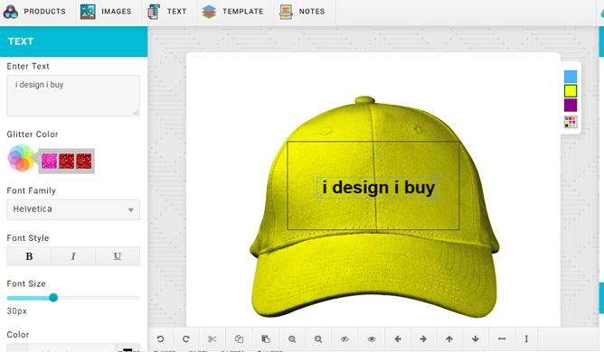 Cap Design Tool