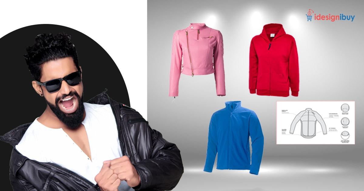 Jacket Design Tool - Revenue Boosting Solution for Apparel Merchants & Manufacturer