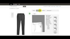 Pant Design Tool