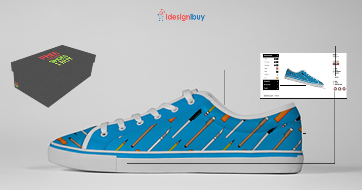 Shoe Designer Software for Shoe Sellers to Skyrocket eCommerce Sales
