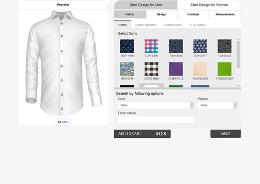 SaaS-based Customization Product