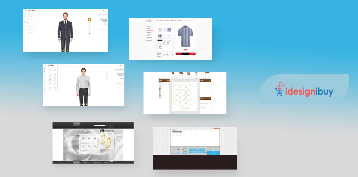 Boost your online store with custom product design tool  & software within your budget