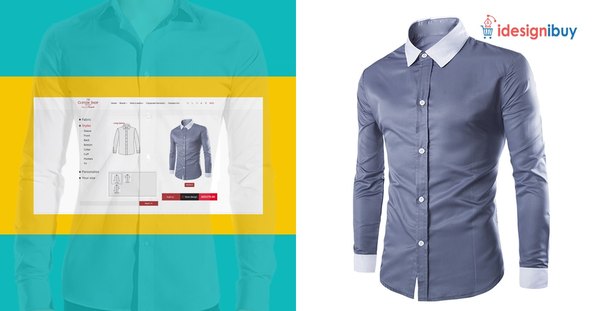 Meet customer demand by integrating our shirt designer tool with your e-commerce store