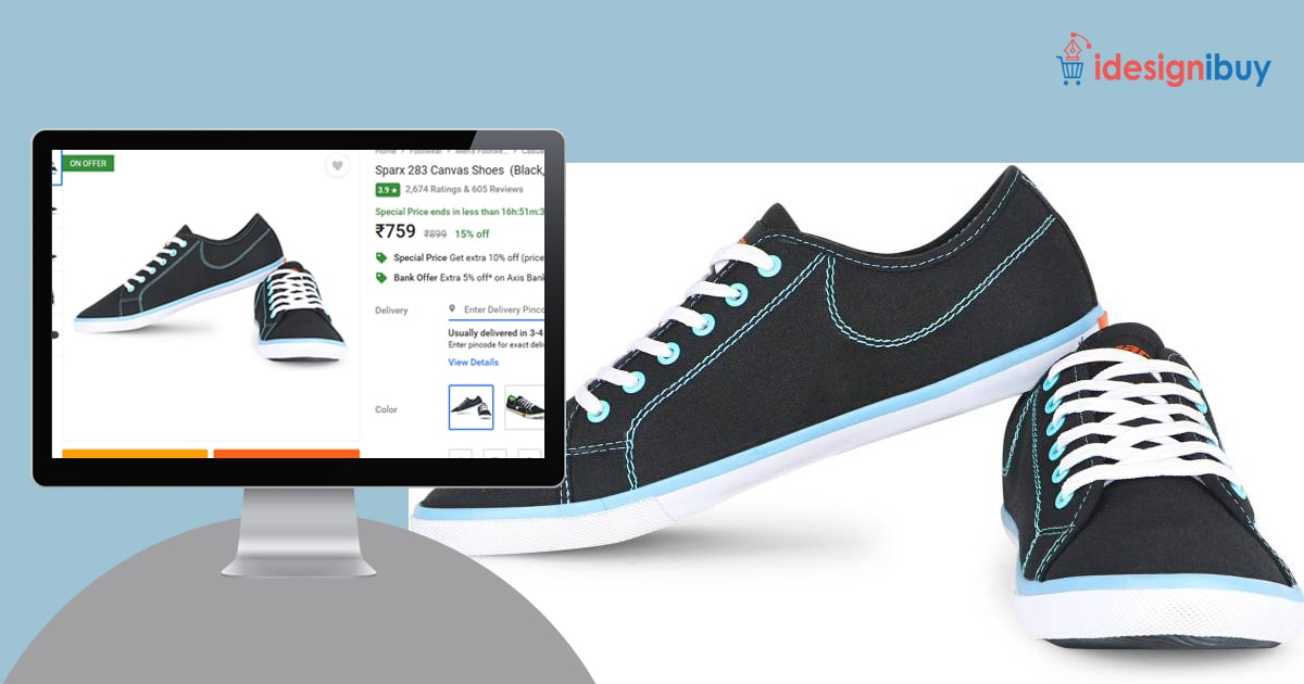 Upgrade your e-commerce site with a shoe designer tool and boost your business