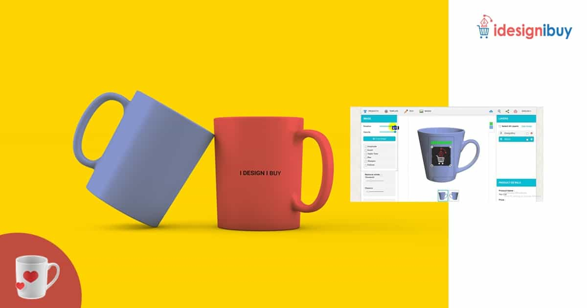 Mug designer tool - an effective tool for promoting your business