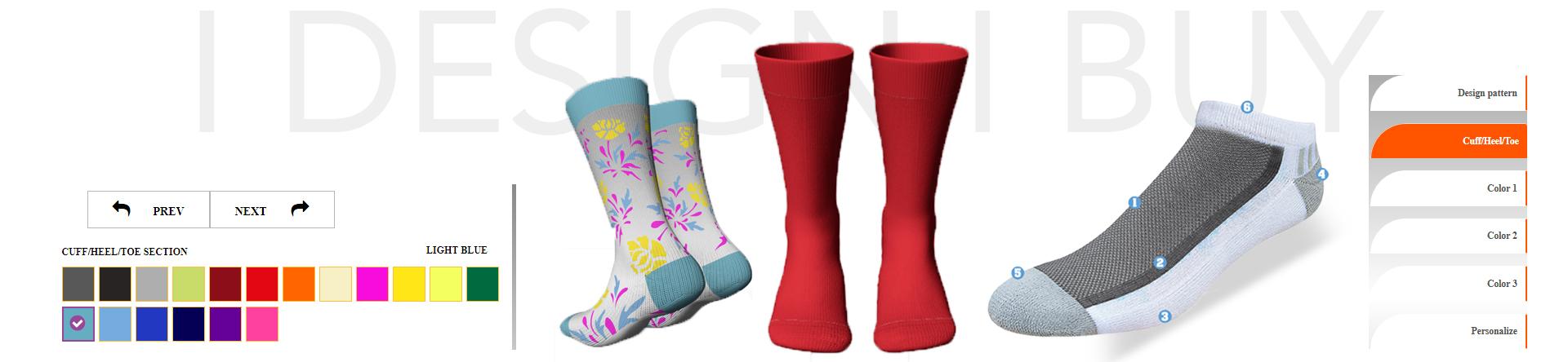 socks-customization-software