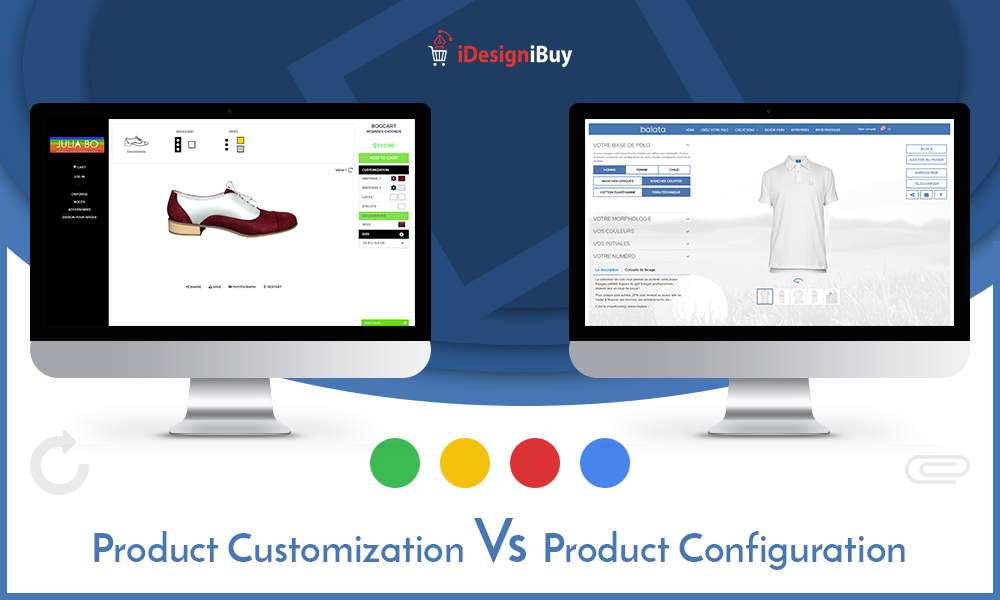 A brief on Product Customization Vs Product Configuration