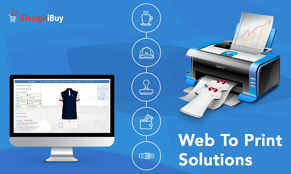 How Web to Print Solutions Can Benefit a Printing Business
