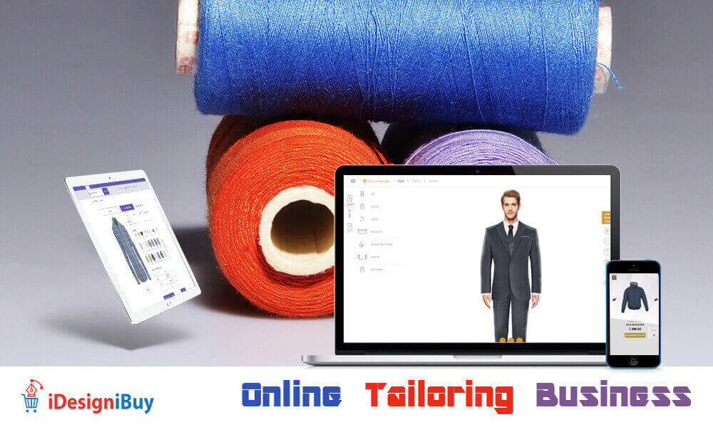 Online Tailoring Software