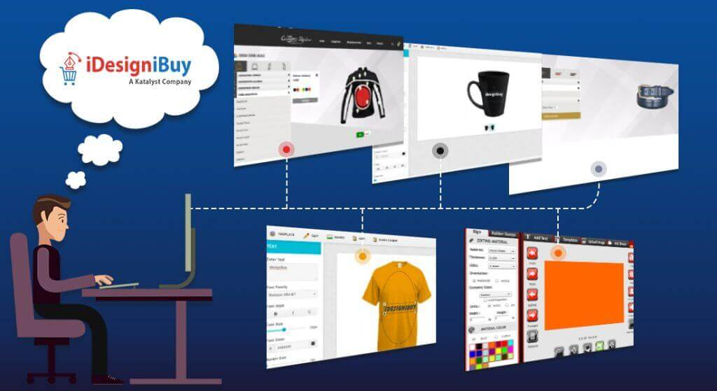 Advantages of integrating Web to print software with online eCommerce store