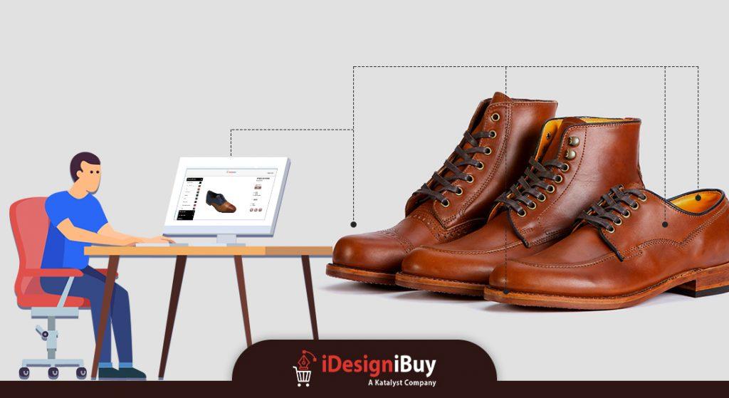 Men Formal Shoes Design Tool