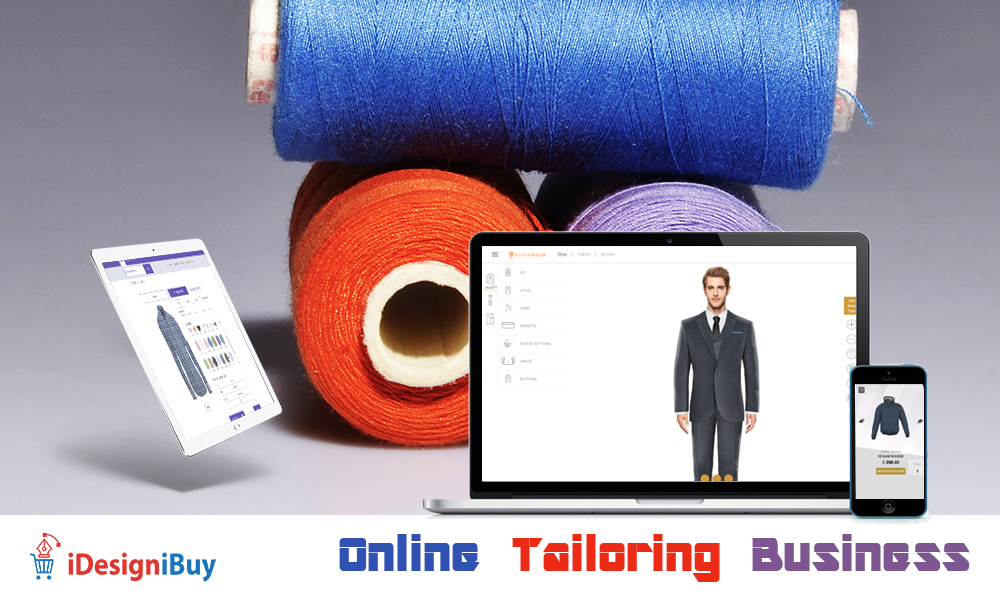 How to Quick Start Online Tailoring Business Store?
