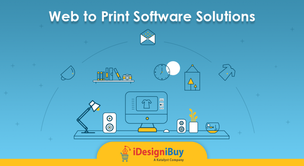 Web to print Software in USA