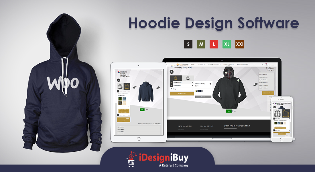 Hoodie Design Software and its trend in Hoodie market