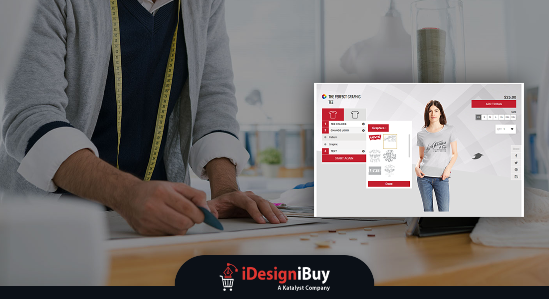 Customizable and Personalization Of Fashion Industry