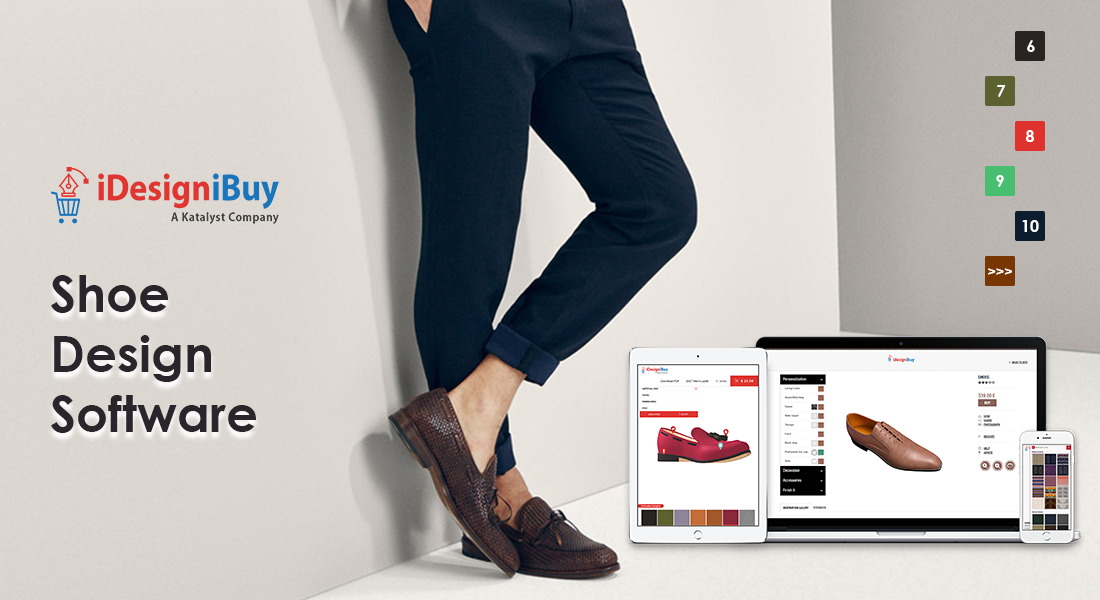 Importance of opting shoe design software for your eStore