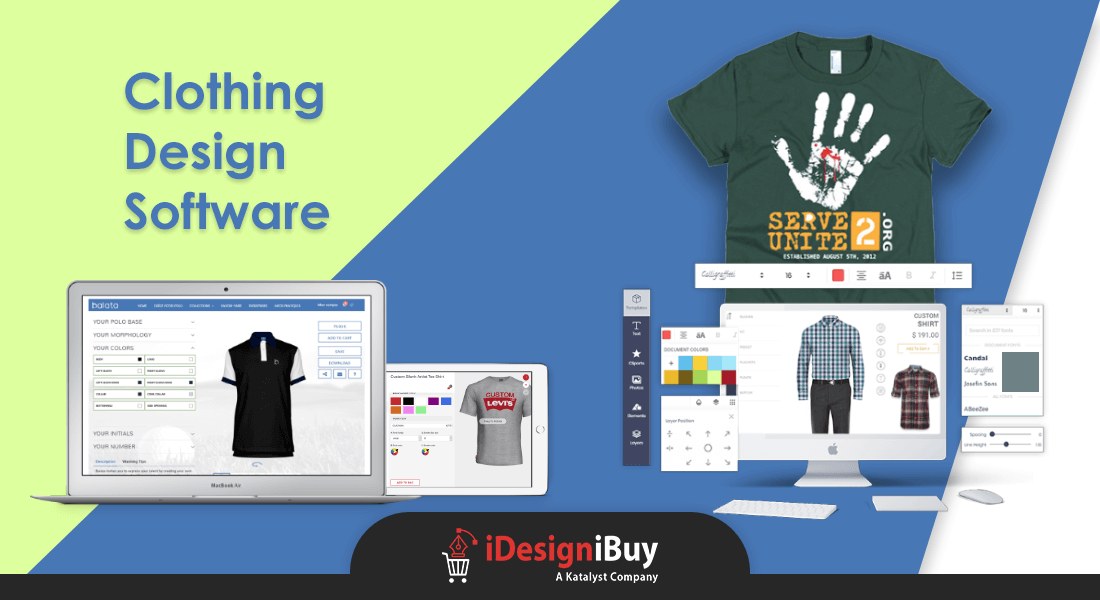 Selecting the clothing design software to upscale the enterprise