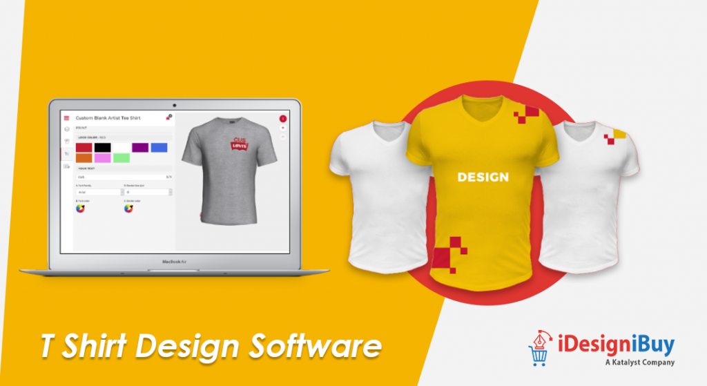 T Shirt Designing Software