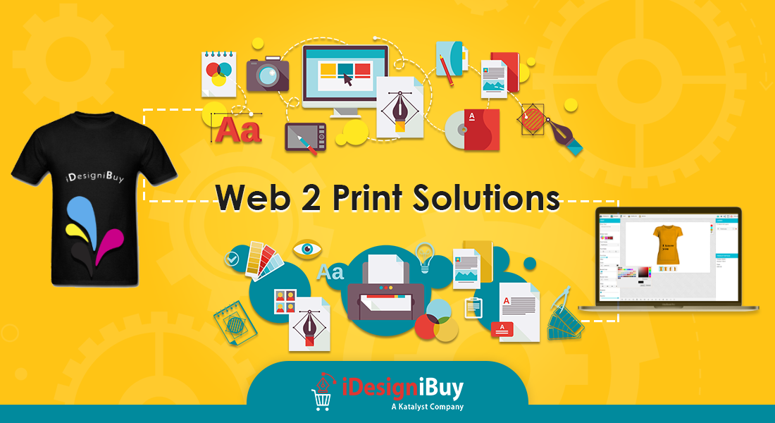 Installing web to print solution for high end customization