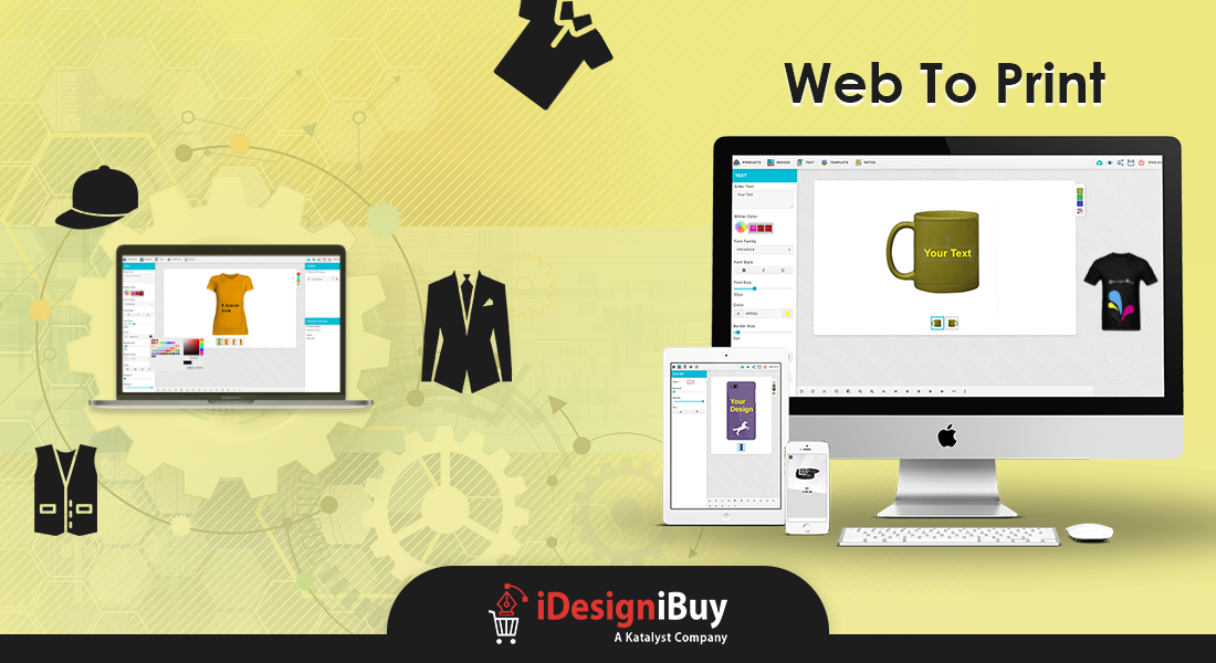 Developing best web to print solutions with iDesigniBuy