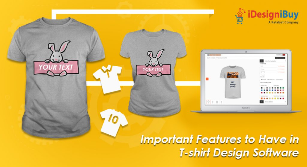 Important Features to Have in T-shirt Design Software
