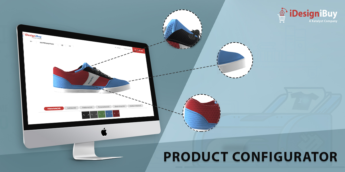 Optimizing apparel website with Product Configurator