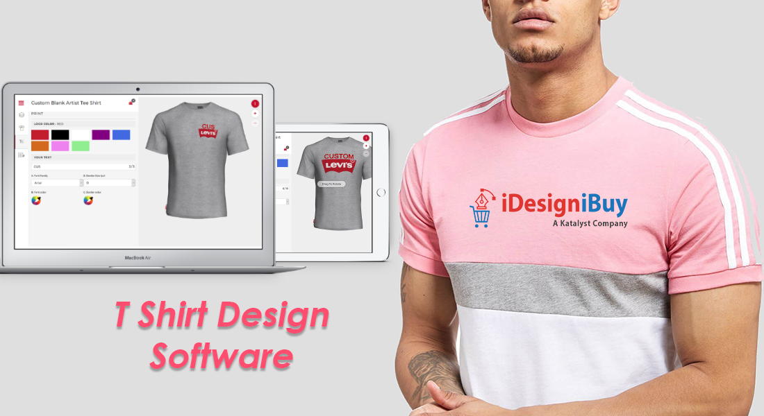 Role of T-shirt Design Tool to Make Business Profitable