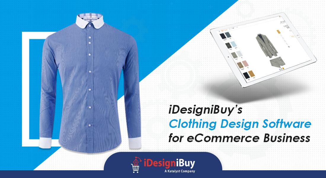 iDesigniBuy's Clothing Design Software for eCommerce Business