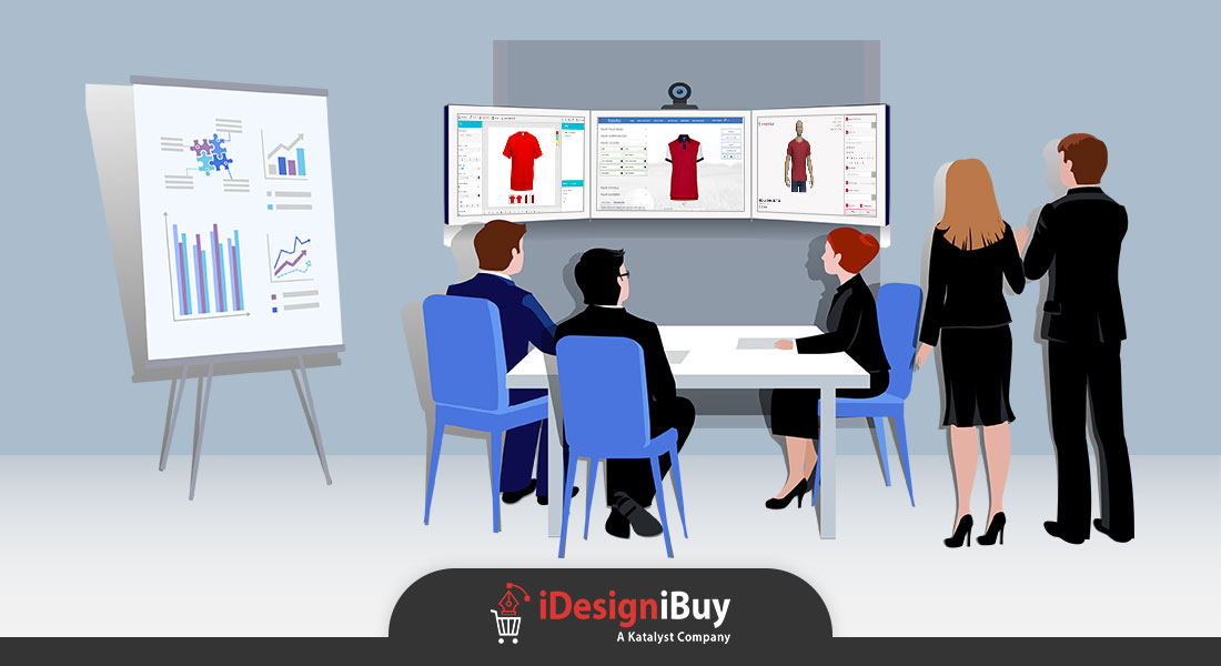 Why Online T-shirt Businesses Need a T-shirt Designing Tool?