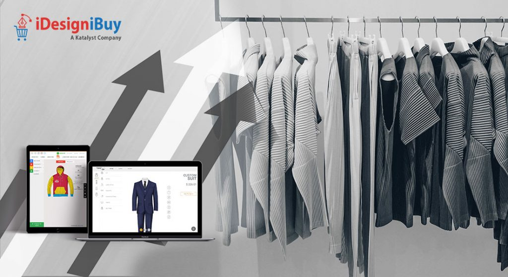 Components creating impact on Apparel Customization