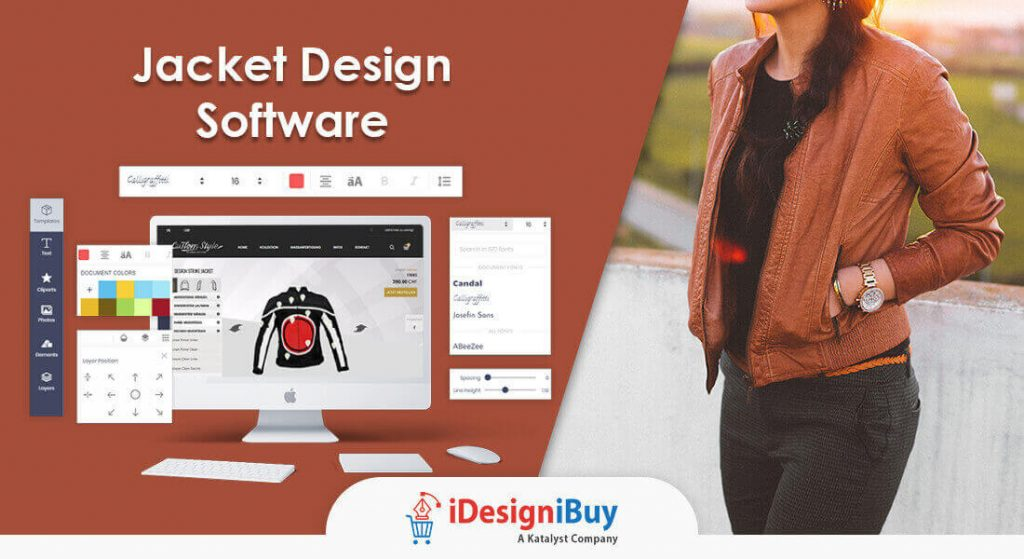 Jacket Design Software