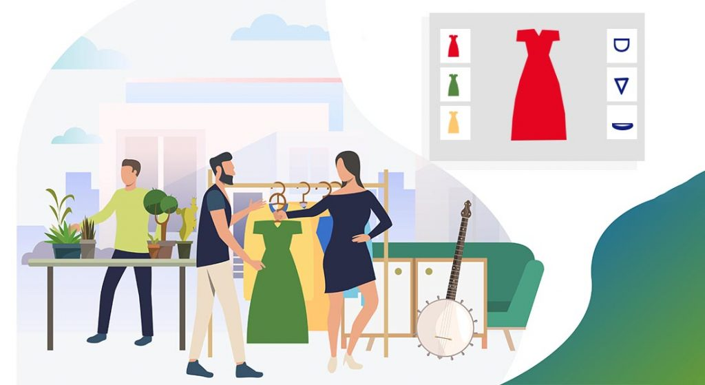 Add a competitive edge to your apparels store with tailored solutions