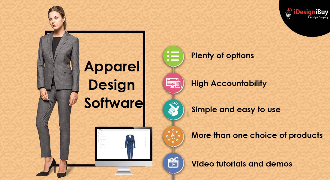 Give best customization options with Apparel Design Software