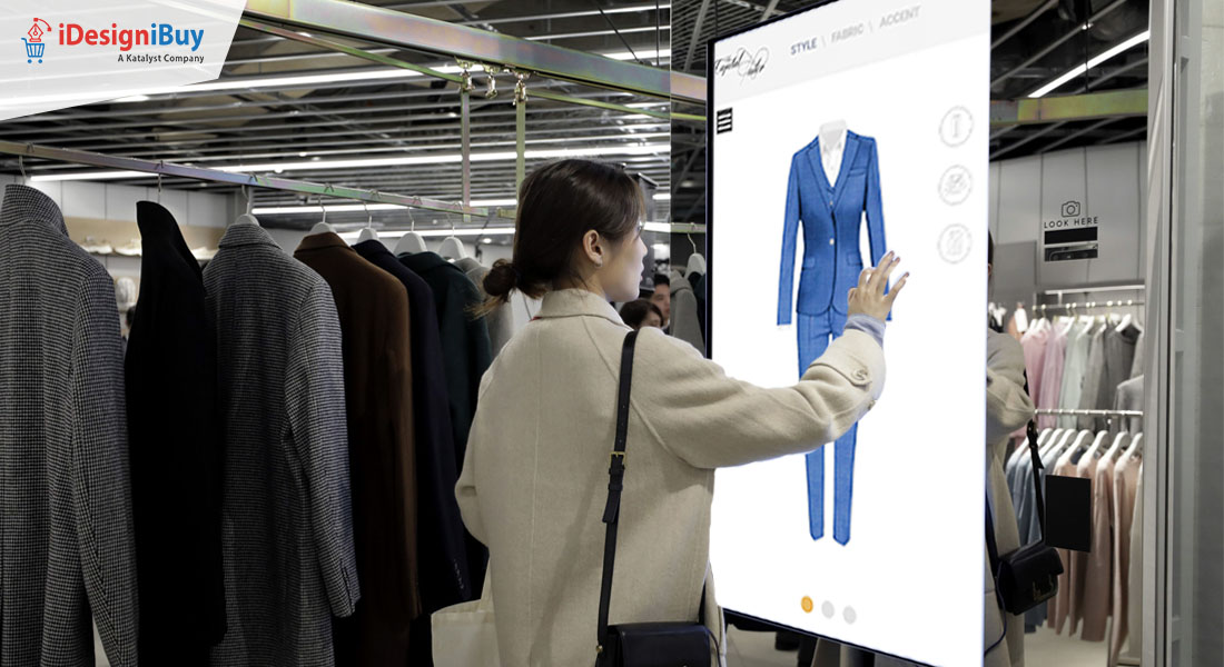 Apparel Design Software: Tool for Clothing Boutiques to offer personalization