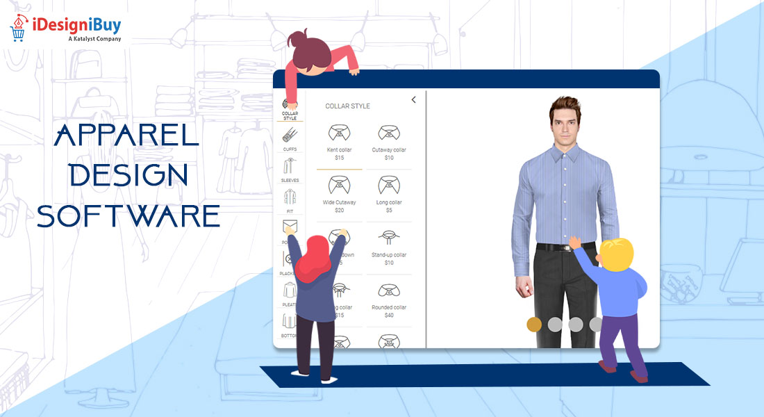 Change Apparel Stores with Custom Clothing Design Software