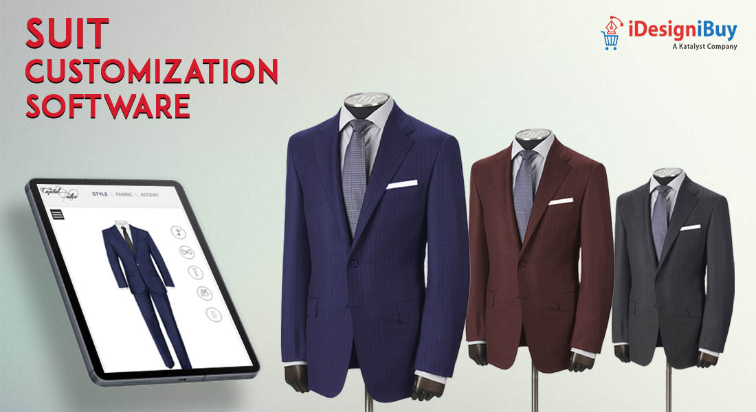 Empower your Customer to Design Custom Suits Using Apparel Design Software