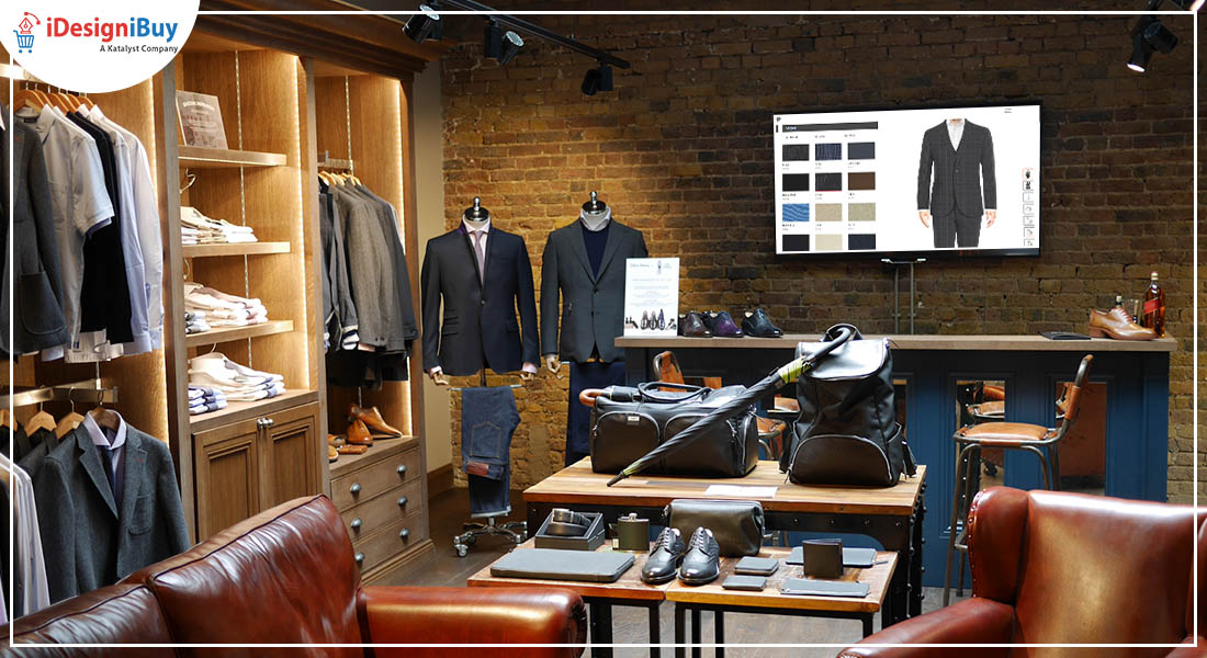 Launch a Customized Men's Fashion Boutique with Apparel Design Software