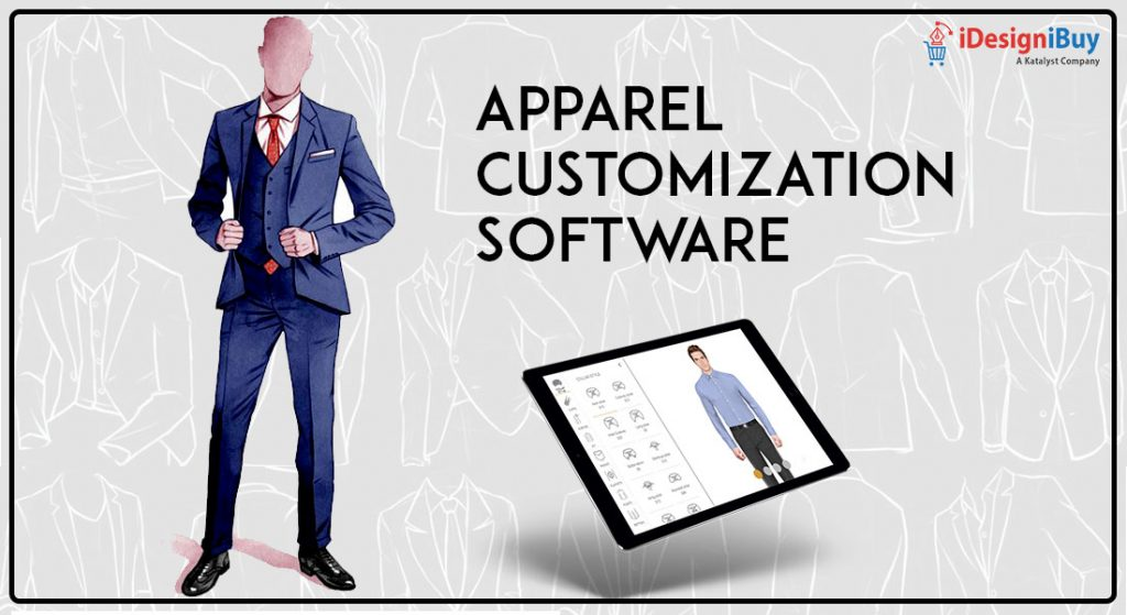 Apparel design software Customization solution for smart-apparel fitting