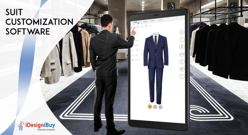 Boosting Online Suit Business with Suit Design Software