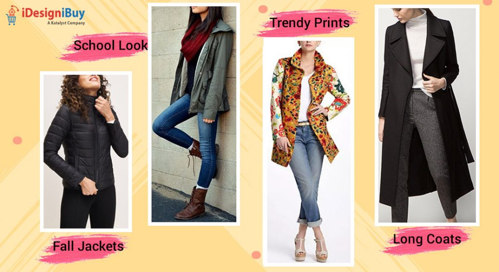 Customize Fall 2019 Fashion Trends for your Patrons