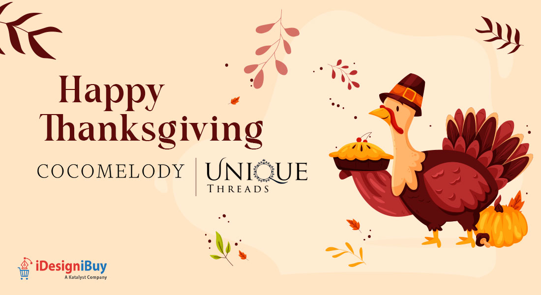 iDesigniBuy Showing Gratitude towards Our Clients on Thanks Giving