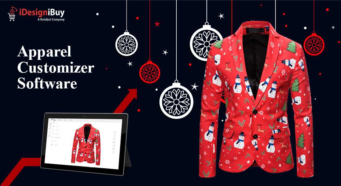 Boost your Apparel business this holiday season with Apparel customizer software