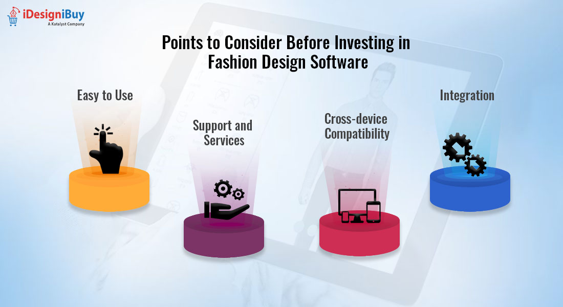 Points to Consider Before Investing in Fashion Design Software