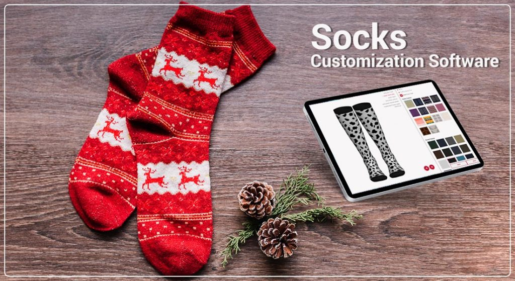 banner image_Customize socks online with Socks Customization Software
