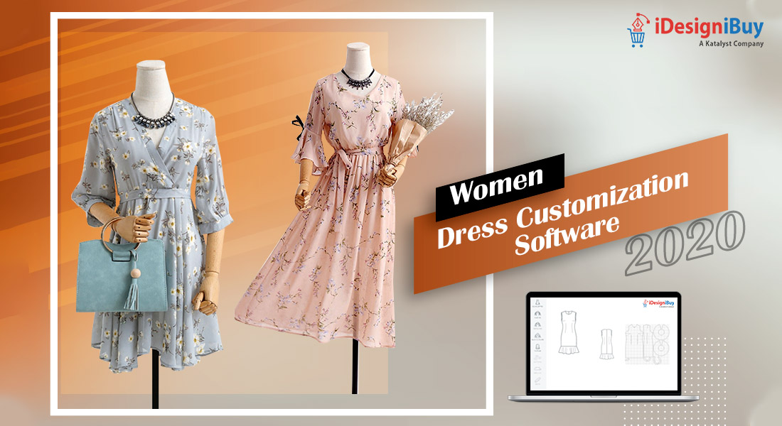Entice your Female Patrons with Women Dress Customization Software in 2020